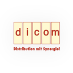 Logo von dicom
