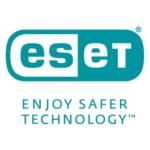 Logo von ESET